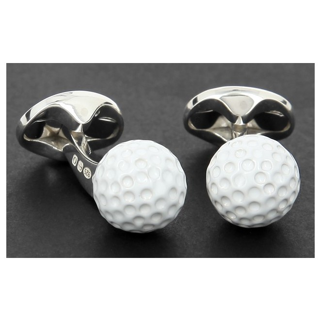 Deakin and Francis Manschettenknöpfe - Golf Ball Pro