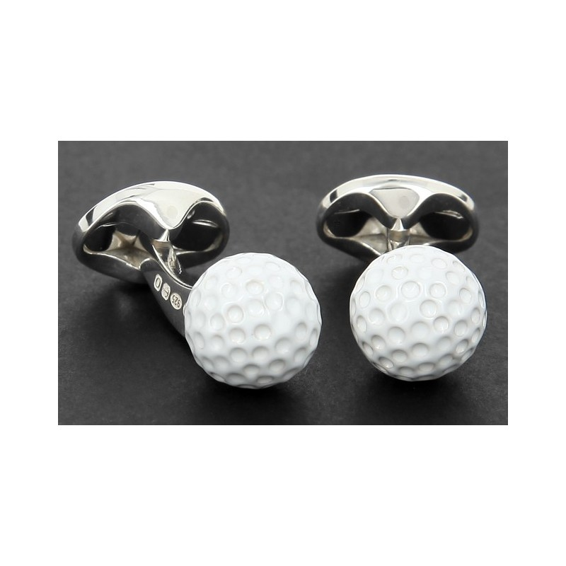 Deakin and Francis Manschettenknöpfe - Golf Ball Pro