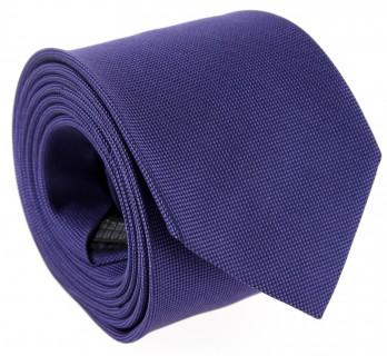 Violett The Nines Geflochtene Seide Krawatte - Baltimore III