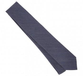 Graue geflochtene Seide und wolle The Nines-Krawatte - Baltimore