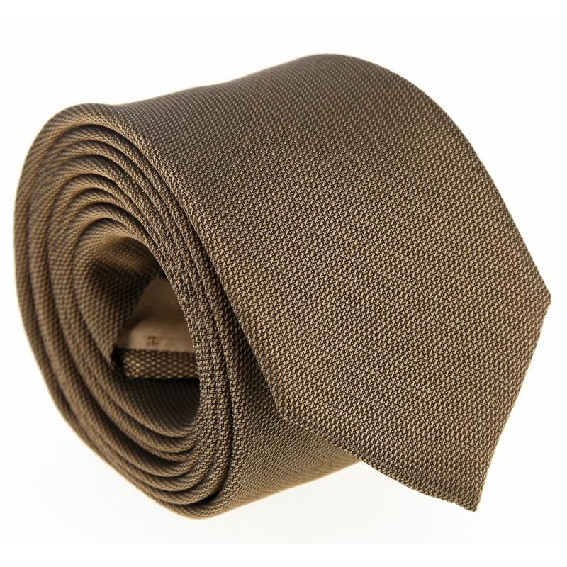 Kaffee Hugo Boss Slim-Krawatte