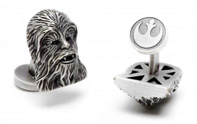 star wars chewbacca palladium haus der manschettenkn pfe. Black Bedroom Furniture Sets. Home Design Ideas
