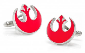 Star Wars Manschettenknöpfe - Rebel Alliance Symbol