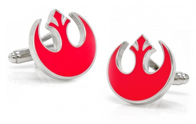 Star Wars Manschettenknöpfe - Rebel Alliance Symbol