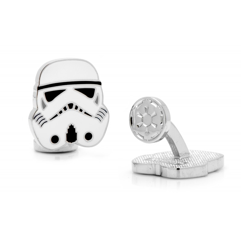 Star Wars Manschettenknöpfe - Stormtrooper Kopf