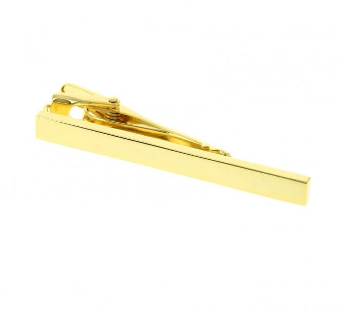 Krawattenklammer Phoenix Gold