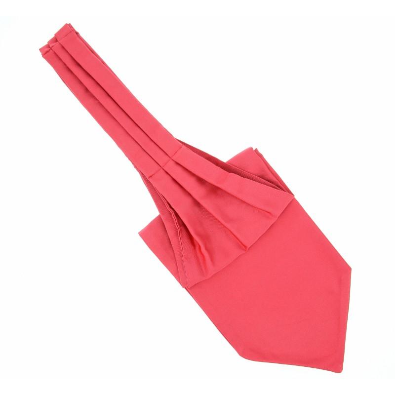 Korallen rosa plastron (Ascotkrawatte) - Ascot II