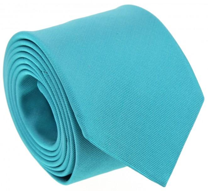 Malachitgrüne Krawatte - Milan II