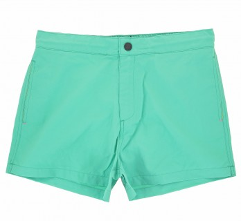 Paul Smith grüne Badeshorts