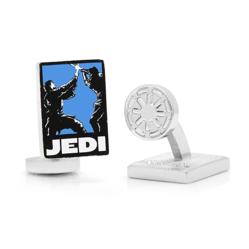 Star Wars Manschettenknöpfe - Jedi Pop Art Poster