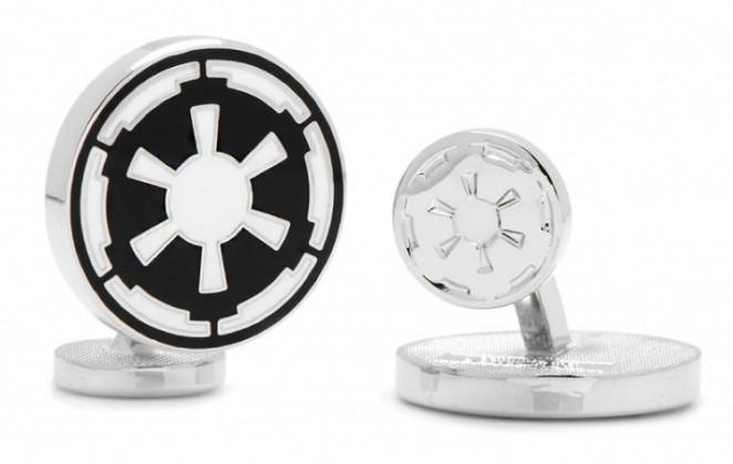 star wars empire symbol haus der manschettenkn pfe. Black Bedroom Furniture Sets. Home Design Ideas