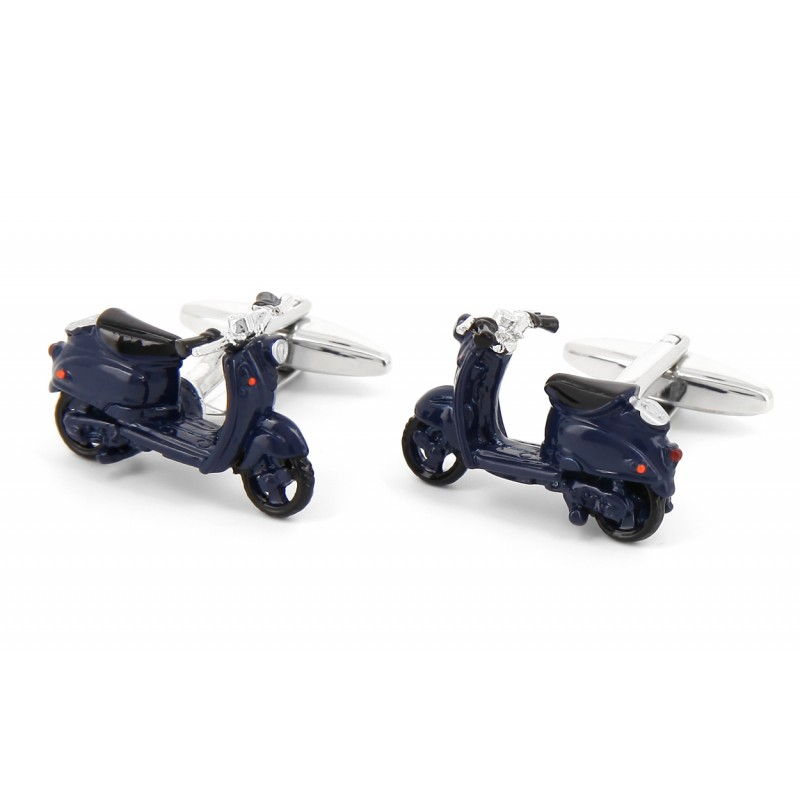 Motorroller Manschettenknöpfe - Amalfi