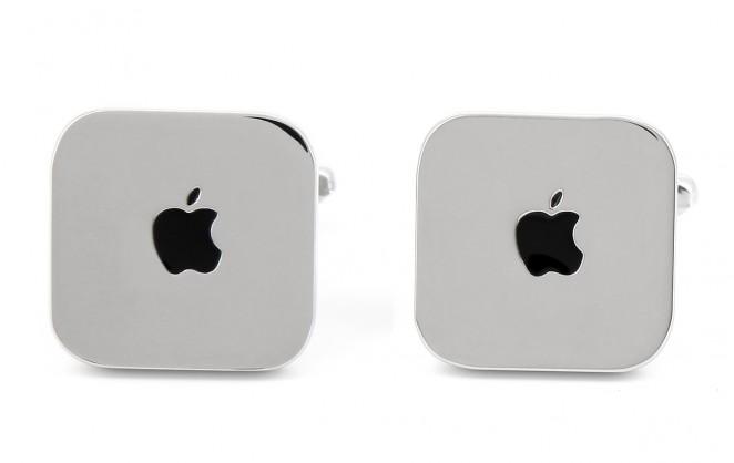 Apple Logo Manschettenknöpfe - Apple
