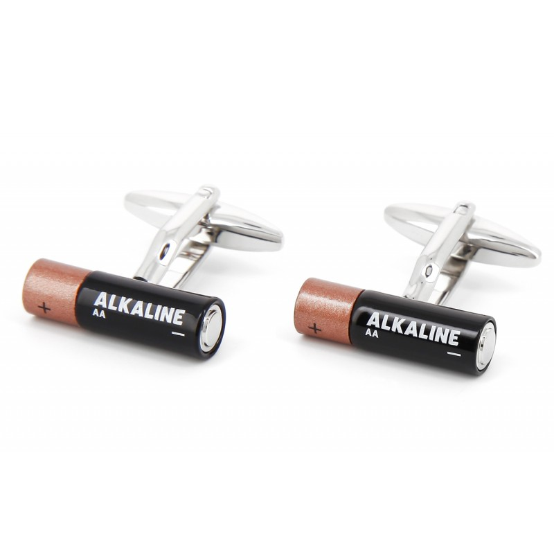 Batterie Manschettenknöpfe - Duracell