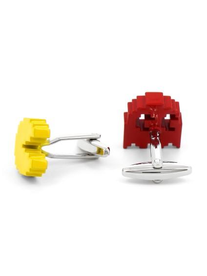 Pacman Manschettenknöpfe - Pacman II