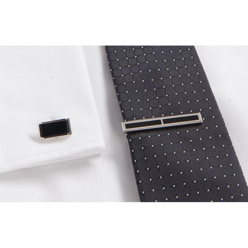 hugo boss krawattenklammer taddeo boss krawattenklammern. Black Bedroom Furniture Sets. Home Design Ideas