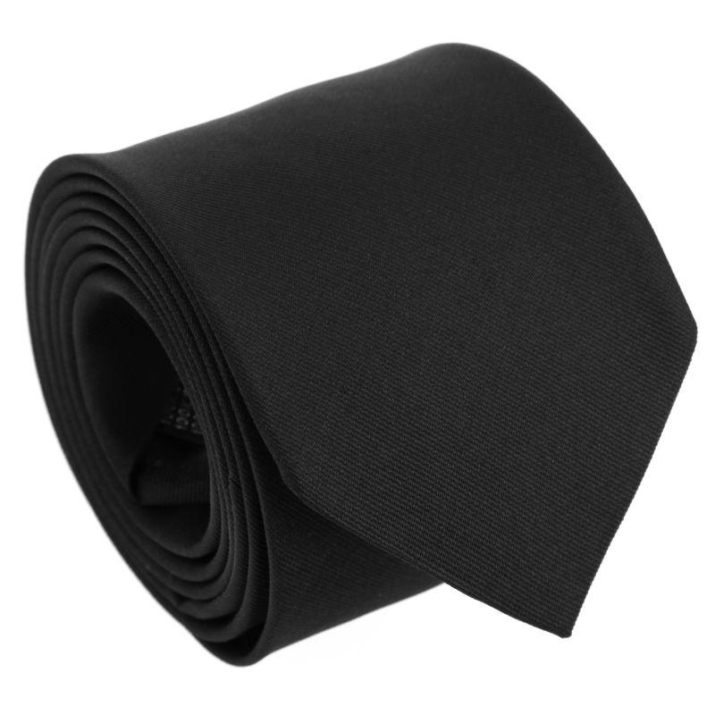 Schwarze Krawatte - Milan