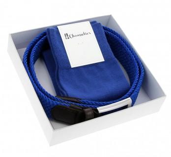Geschenk-Box für Männer: blau