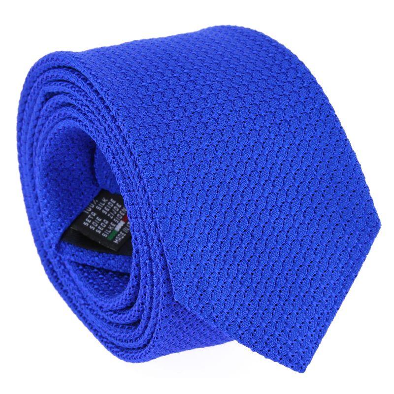 Blau Krawatte aus Grenadinenseide - Grenadines III