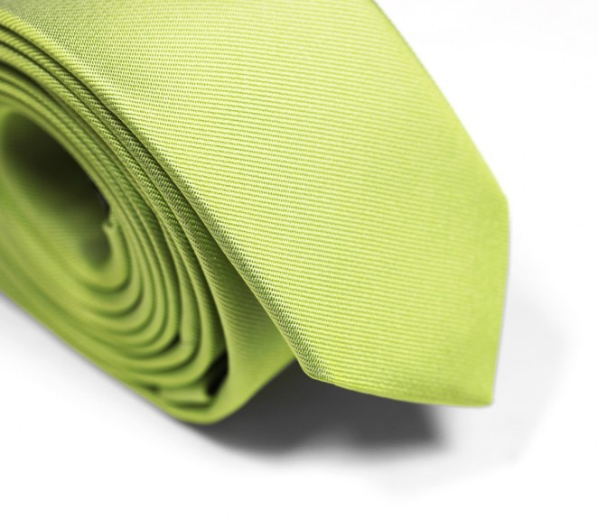 Fuchsienrote Slim-Krawatte - Ravenna