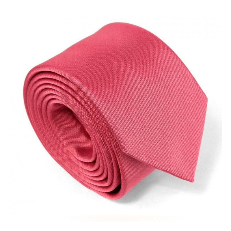 Korallen rosa Krawatte - Milan II