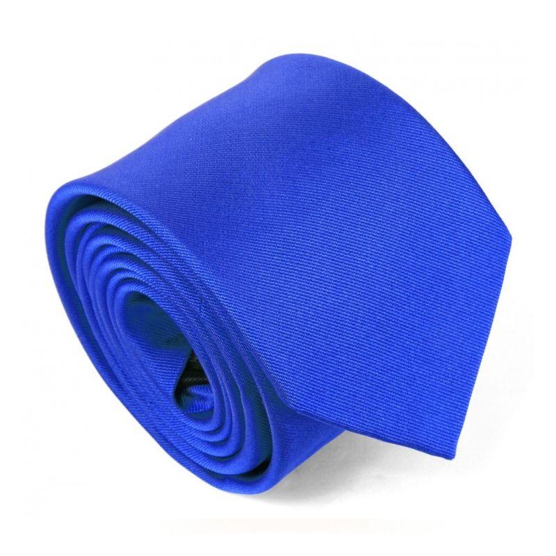 Majorelle blaue Krawatte - Milan II