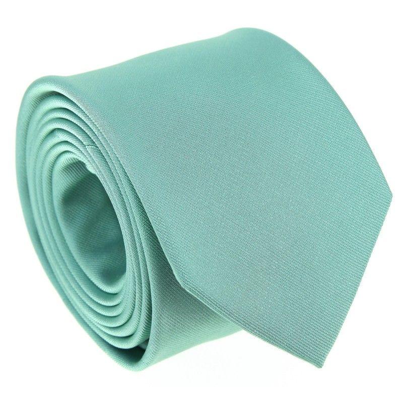 Seegrüne Krawatte - Milan II