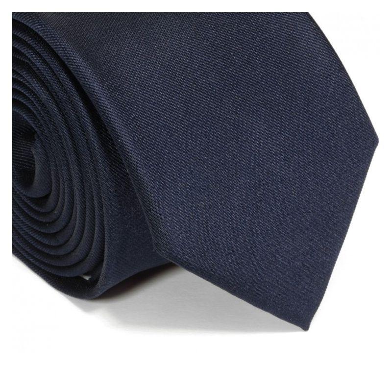 Marineblaue Krawatte - Milan II