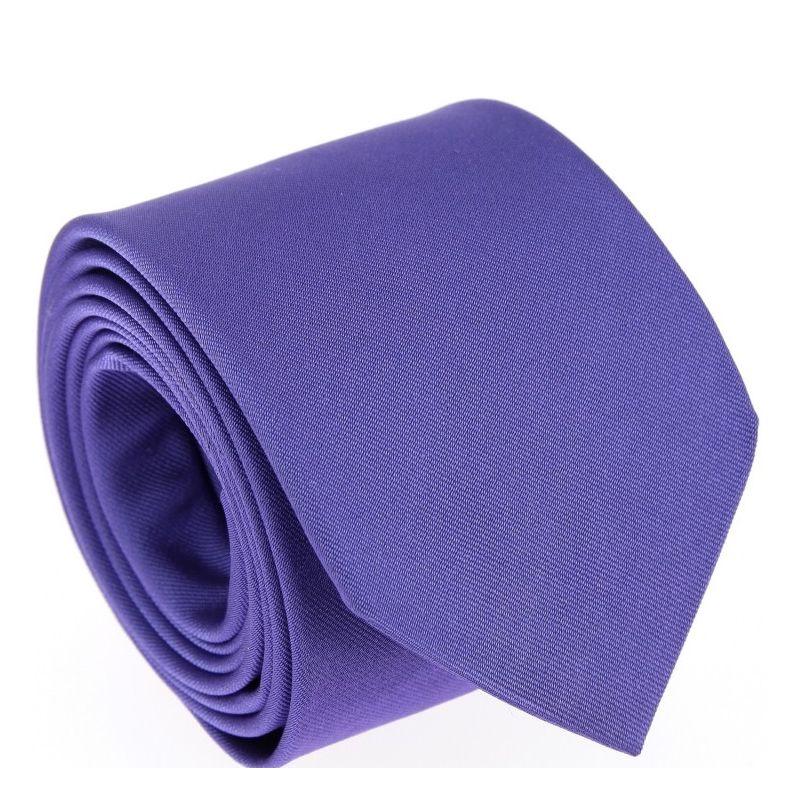Indigofarbene Krawatte - Milan II