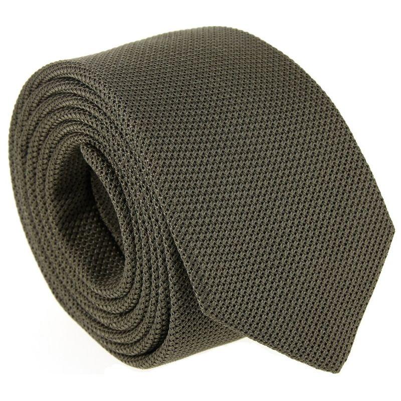 Graue Krawatten aus Grenadinenseide - Grenadines IV