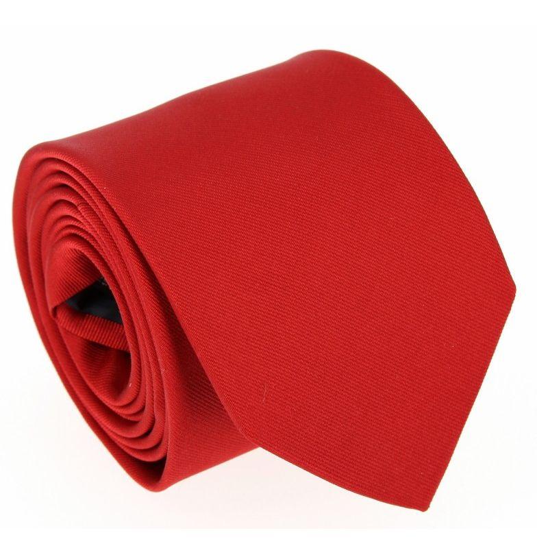 englisch rote krawatte milan ii das krawattenhaus. Black Bedroom Furniture Sets. Home Design Ideas