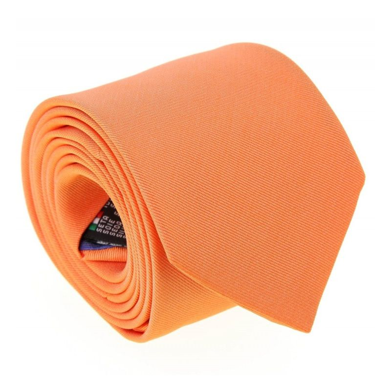 Orange Krawatte - Milan II