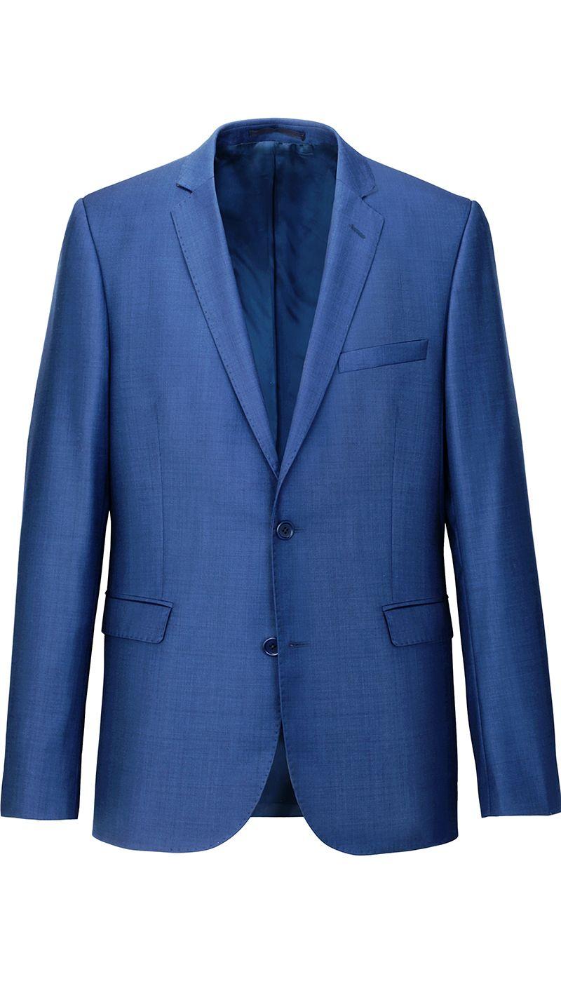 Blauer Anzug The Nines - Herrenanzug