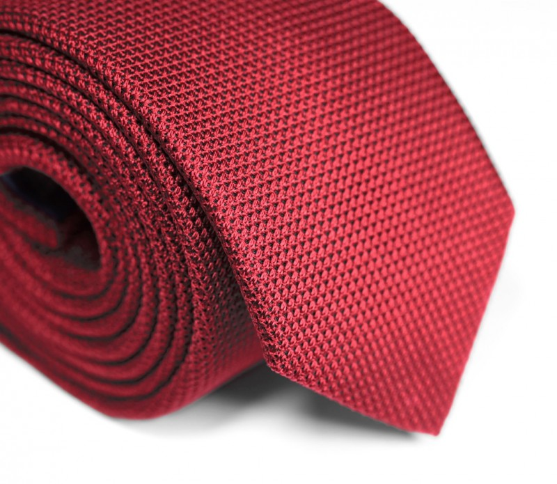 rote krawatte aus grenadinenseide grenadines iv das. Black Bedroom Furniture Sets. Home Design Ideas