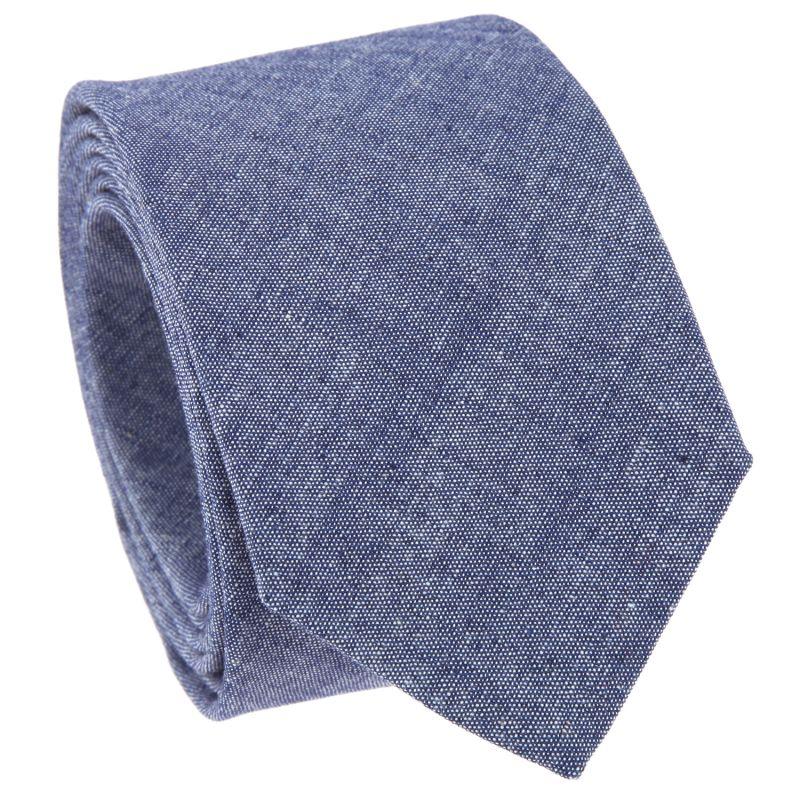 Denimblaue Krawatte - The Nines