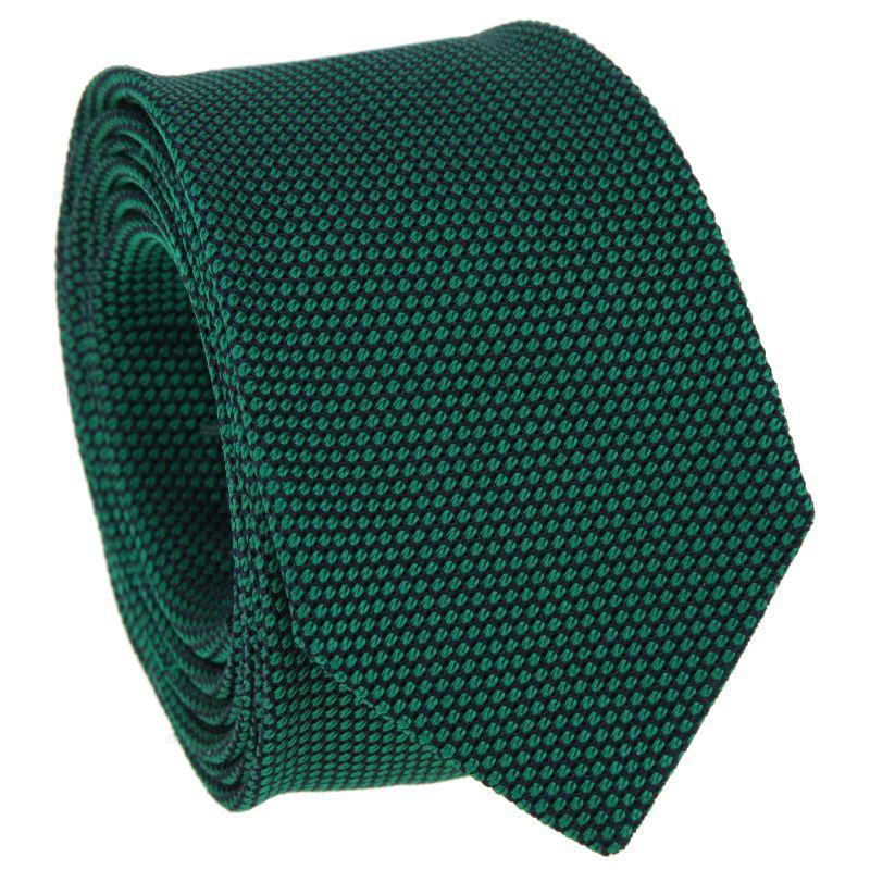 Grenadine Krawatte in grün und blau - Grenadines VI