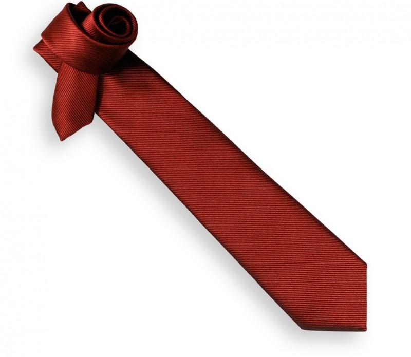 Cravate carmin - Milan
