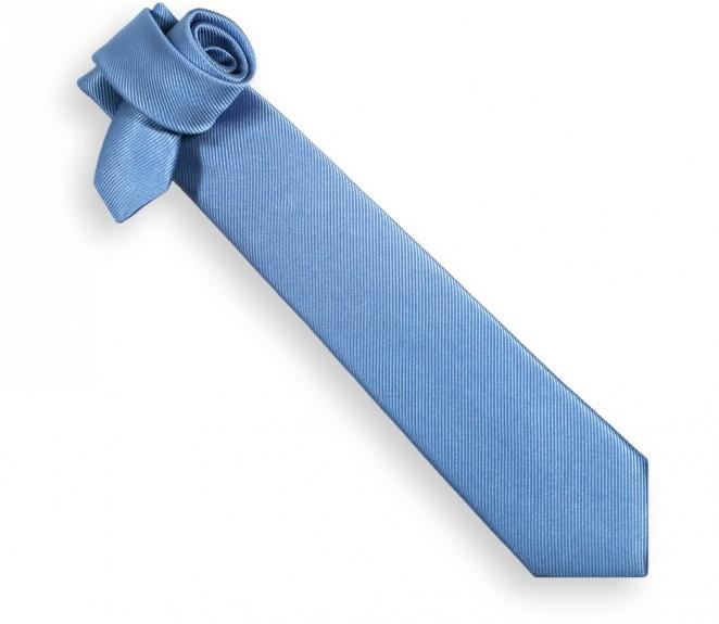 Cravate bleu ciel - Milan