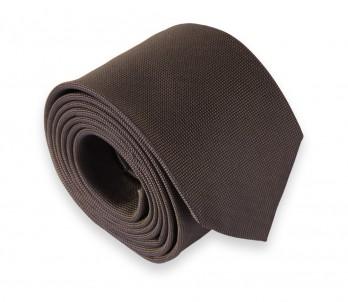 Braune The Nines Geflochtene Seide Krawatte - Baltimore III