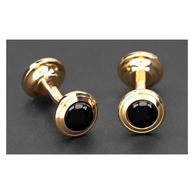 S.T. Dupont – Onyx und Perlmutt Gold