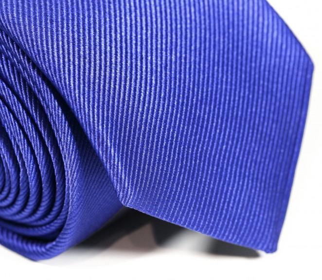 Cravate bleu outremer - Milan