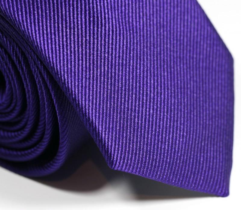 Cravate violette - Milan