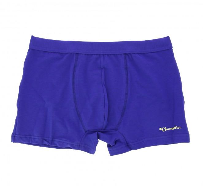 Ultramarinblaue Boxershorts
