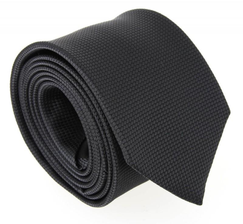 Anthrazit Hugo Boss Krawatte