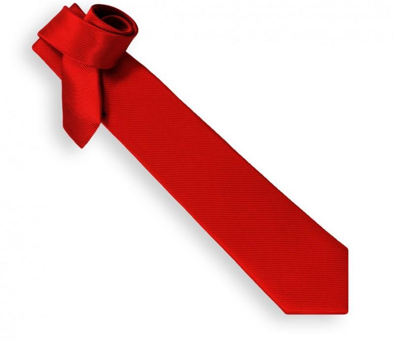 Cravate rouge - Milan
