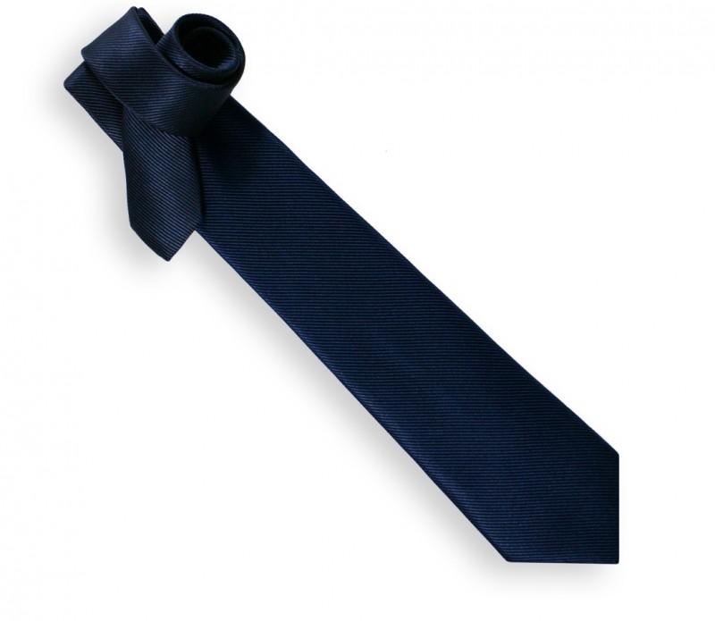 Cravate marine - Milan
