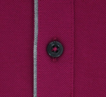 Polo Hugo Boss framboise regular fit