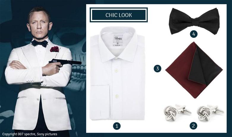 Prächtig James Bond in Spectre: Stildetails #RN_61